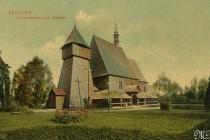 Bt  18  1907 Kościółek Św  Wawrzyńca 1907 awers