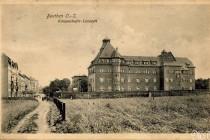 Bt  25  1908 Batorego - Szpital miejski 1908 awers