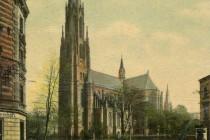 Bt  9  1907 Kościół Św  Trójcy 15-10-1908 awers