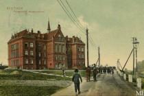 Bt. 13. 1907 Kraszewskiego - konwikt 1907 awers